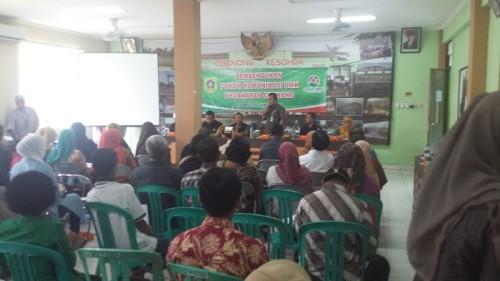 Pembentukan Forum Komunikasi UMK se-Kecamatan Cibinong