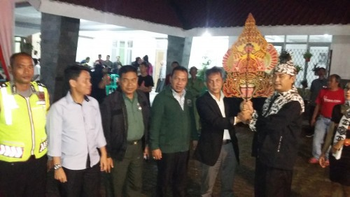 Pelestarian Budaya Wayang Golek