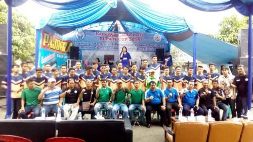 Launching Team Cibinong Kompak