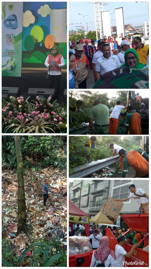 Peringatan Hari Peduli Sampah Nasional ( HPSN) Kabupaten Bogor